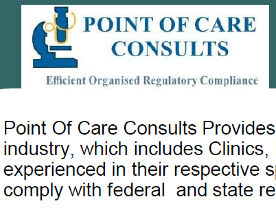 Point Of Care Consults?